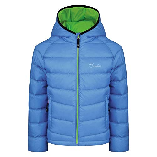3e940b1a0 Dare 2b Children s Download Water Repellent Kids Hooded Down Non-Waterproof  Jacket  Amazon.co.uk  Sports   Outdoors