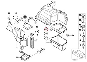 Ford Taurus Trunk Lid Parts besides Bmw 325ci Battery Location in addition Where Is The Cigarette Lighter Fuse For A 2006 Buick Rendezvous besides Fuse Box Mini Cooper additionally Bmw M5 2 Door. on bmw 535i fuse diagram