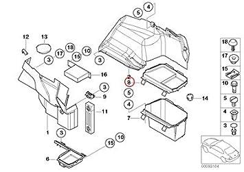 bmw 325i trunk diagram