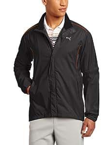 Puma Golf NA Men's Storm Cell Pro Jacket, Dark Shadow, Large