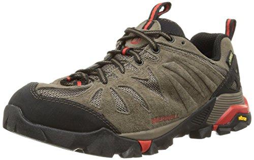 tex Basses gore boulder Randonnée Homme De Capra Merrell Chaussures Multicolore BREwxpq51