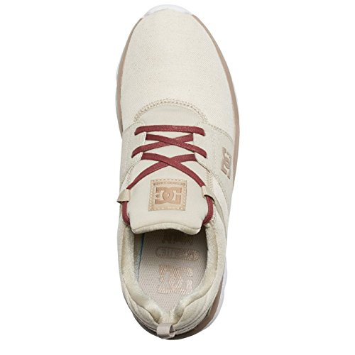 DC Hombre Zapatillas Heathrow–Se M Shoe–Natural - natural