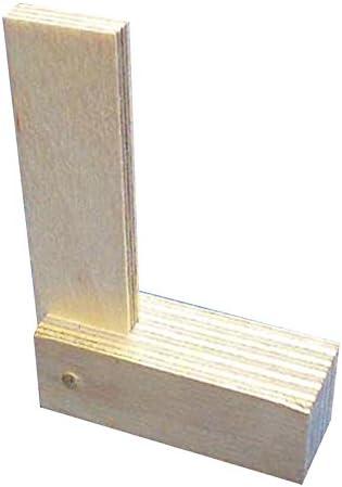 シモムラアレック 職人堅気 木製スコヤ エル棒