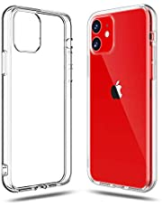 Shamo's Case for iPhone 11 Clear Soft Transparent Cover TPU Bumper