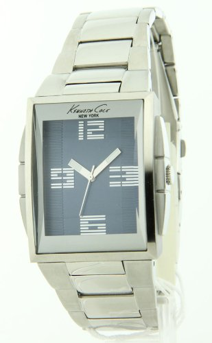 Kenneth Cole New York Classic Blue Dial Men's watch #KC3944, Watch Central