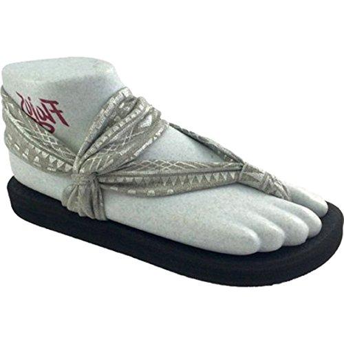 Sandalo Zen Da Donna Loose (6, Grigio)