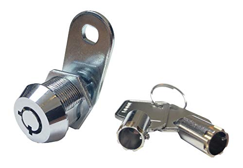Kingsley Tubular Cam Lock with 5/8