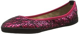 Butterfly Twists Damen Izzie Ballerinas, Pink (Raspberry), 42 EU