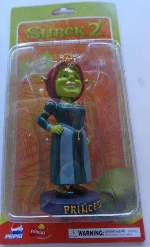 Shrek 2 Mini Bobblehead Fiona