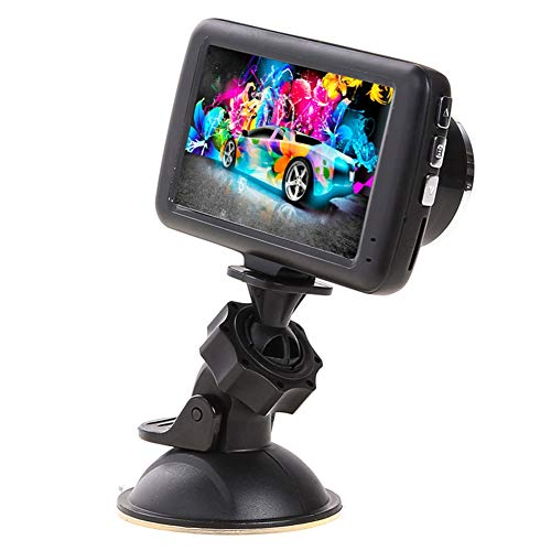 """Sala-Store - Zinc Alloy 3"""" Large Screen Car DVR Camera FHD 1080P Driving Digital Video Cycle Recorder Auto Dashcam Camcorder Multi-language from Sala-Store"""