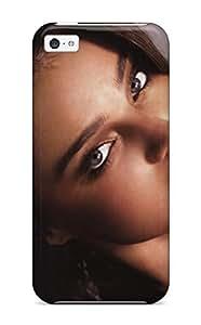 Iphone 5c Hard Case With YY-ONE Look - YWCVzbi3791FWGmf