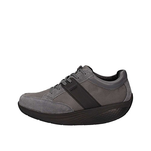 Lite Up Kenura EU Baskets Lace MBT Femme Walk 37 Gris qvTApAWf