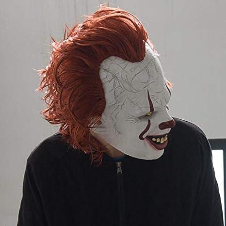 MSSJ Halloween 2019 Joker Pennywise Máscara Stephen King It ...