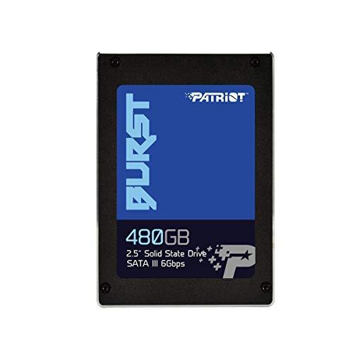 Patriot Memory Burst SSD 480GB SATA III Internal Solid State Drive 2.5'' - PBU480GS25SSDR by Patriot (Image #3)