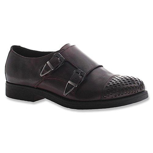 Nicole Femmes Paule Mocassins Chaussures Chianti