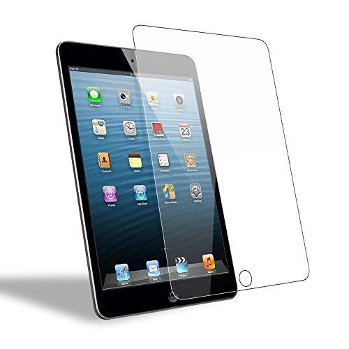WEOFUN iPad Mini/iPad Mini 2 / iPad Mini 3 Screen Protector Glass, New Premium Tempered Glass Screen Protector for iPad Mini 3/2/1 7.9 inch Glass [2.5D Round Edge, 0.33mm]