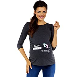 Womens Pregnancy T-Shirt
