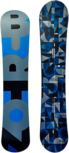 Mens Wide Snowboards (Burton Clash Snowboard 2016 - Men's 2017 157cm)