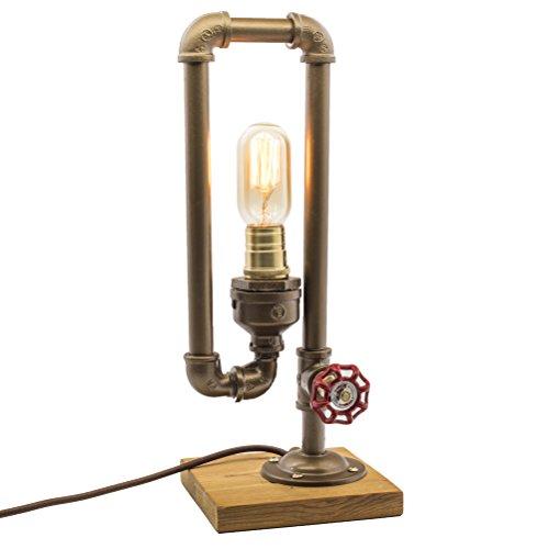 Y-Nut Loft Style Lamp,
