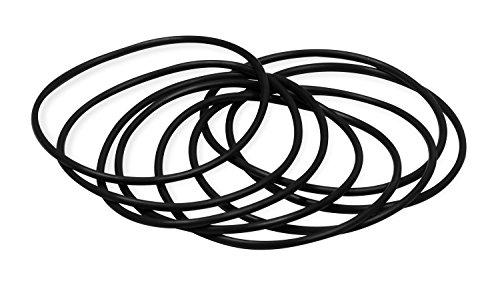 - Holley 508-22 Intake Manifold O-Ring Set