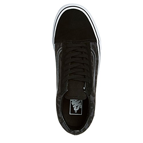 VANS - OLD SKOOL - waxed leopard black, Dimensione:38.5