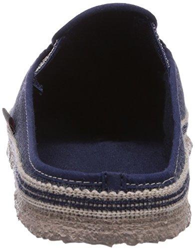 Giesswein Petersdorf - Zapatillas de casa Hombre Azul (Jeans)