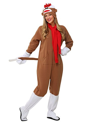 Sock Monkey Costume (Fun Costumes Sock Monkey Costume)