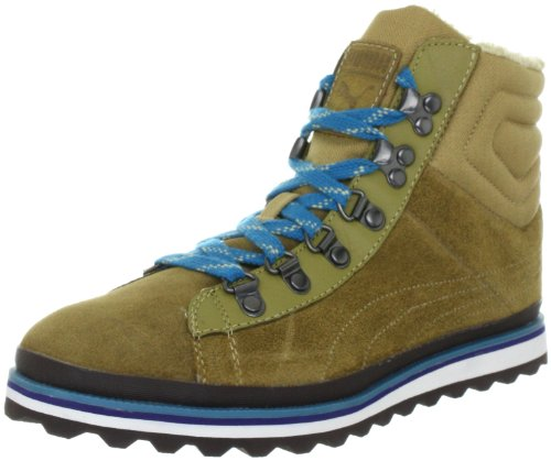 Puma City Snow Boot S Wns 354215 Damen Boots Braun (antique bronze 01)