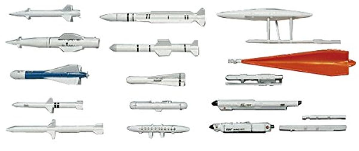 [해외] 하세가와 1/72 미국 공군 에어 크래프트 웨폰IV 프라모델  X72-4