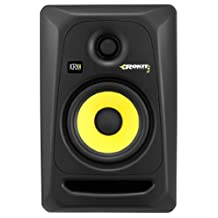 KRK Rokit 5 Generation 3 RP5G3-NA Powered Studio Monitor, Black, Single Speaker