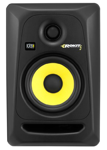 KRK RP5G3-NA Rokit 5 Generation 3 Powered Studio Monitor by KRK