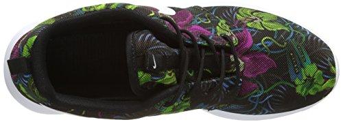 Nike Vrouwen Air Zoom Structuur 19 Loopschoenen Fuchsia Flash / Wit-zwart