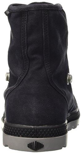 Low Baggy wild Black F Lp deporte Palladium Negro Mujer Dove de Zapatillas q5dFvv