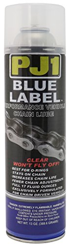 Pj1 Paint (PJ1 13oz Blue Label Motorcycle Chain Lube)