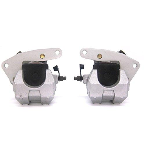 Atoparts Front Brake Caliper Set for HONDA TRX 400EX 300EX 250EX SPORTRAX 400 300 250 Replace 45150-HN6-006