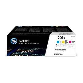 HP 201X Toner Cartridge Cyan
