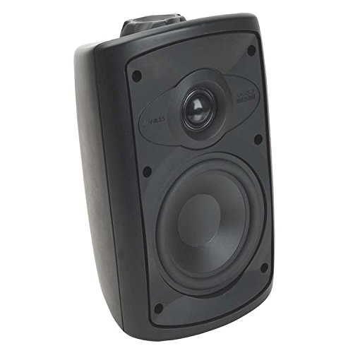 Niles OS5.3 2-Way Indoor/Outdoor Speakers (Pair) Black Fg00987