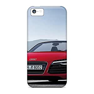 Iphone 5c Hard Back With Bumper Cases Covers Audi R8 Convertible