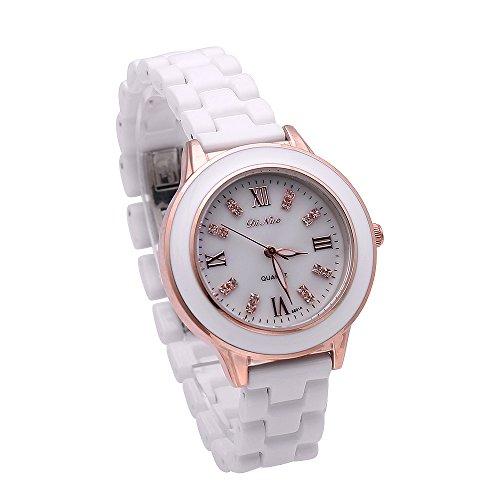 Fashion Ceramic Watches Bracelet Wristwatch product image