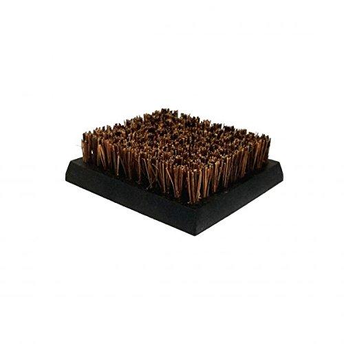 Charcoal Companion CC4144 Safe-Scrub Bamboo Palmyra Grill Br