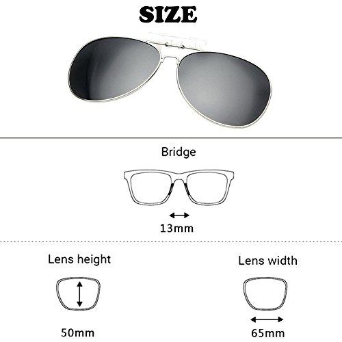 Metálico Gafas Mujer Aviator Vintage Hombre Xinvision Reflejante Sol Anti Eyewear Polarizadas Metal Amarillo Sunglasses UV400 para de Portección YB1qxwX