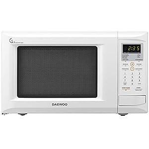 Daewoo KOR-9GDEW Countertop Microwave Oven 8