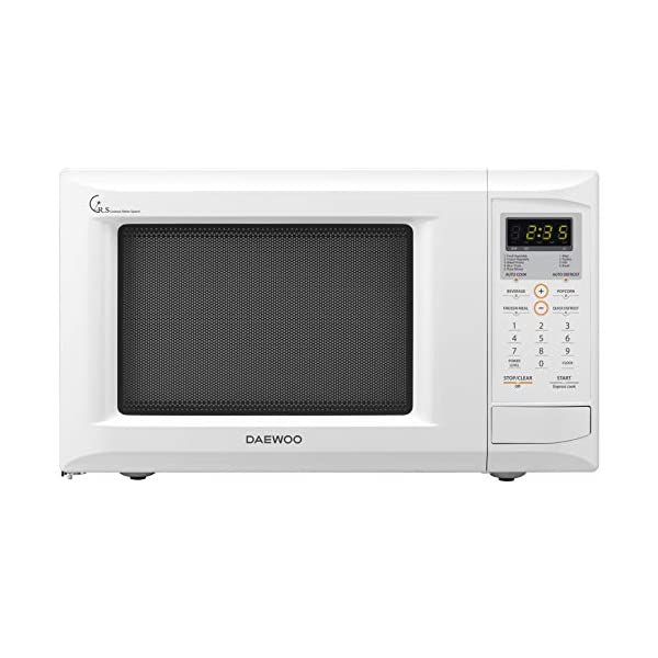 Daewoo KOR-9GDEW Countertop Microwave Oven 1