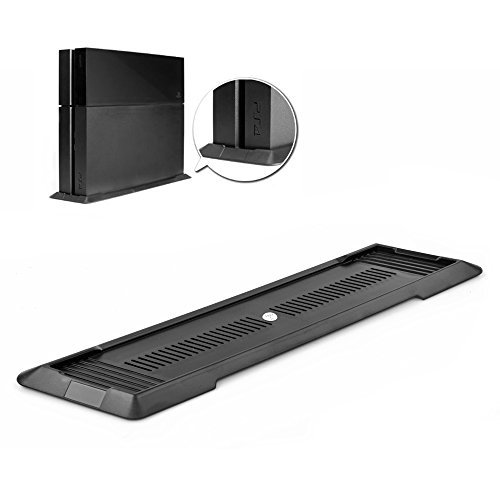 Vertical Stand Dock and Cradle Holder for Sony Playstation 4 - 8
