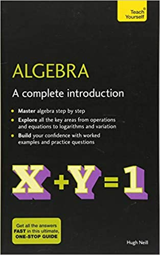 Algebra Teach Yourself A Complete Introduction