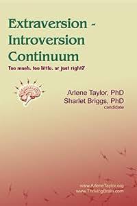 Extraversion - Introversion Continuum