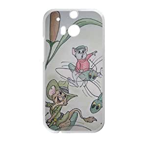 The Rescuers Down Under for HTC One M8 Phone Case & Custom Phone Case Cover R23A652229