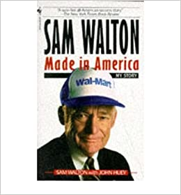image for Sam Walton- Made in America - My Story --1996 publication
