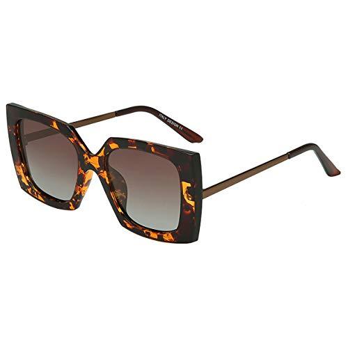 - BEEAN Polarized Sunglasses Trendy Stylish Sun Glasses for Women Men, Tortoise, Gradient Brown