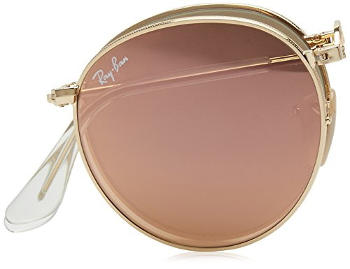 Gold Brown Light 3532 Ban Mirror Pink RB Ray Sonnenbrille Gold xqp0PXT